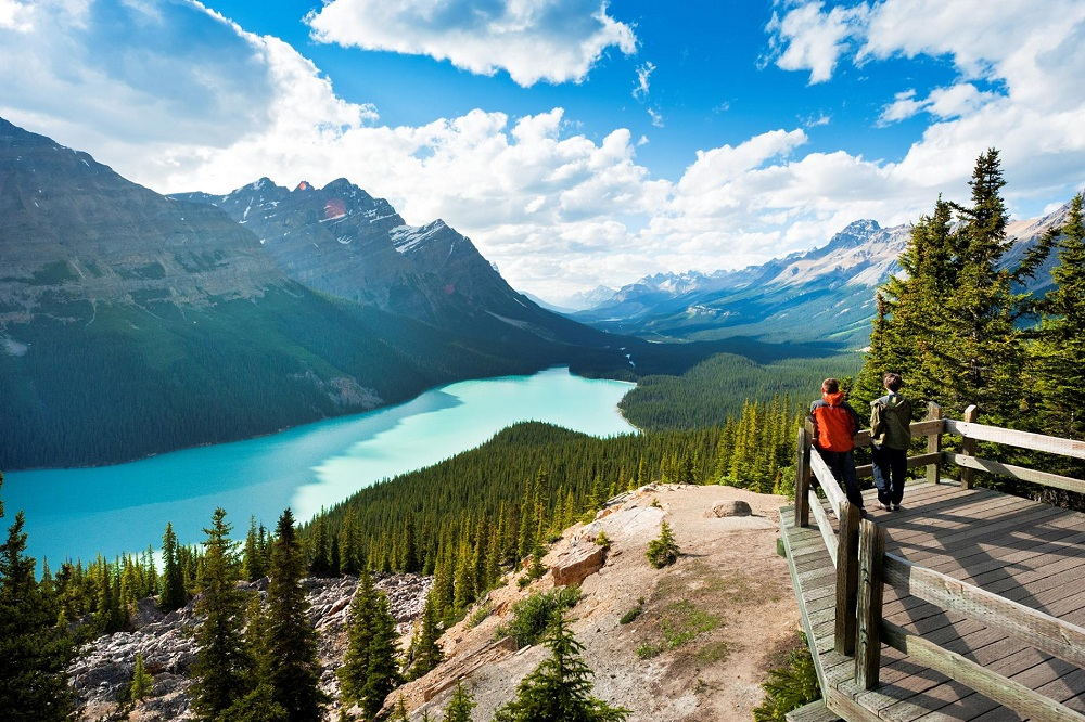 tourist attractions in Alberta